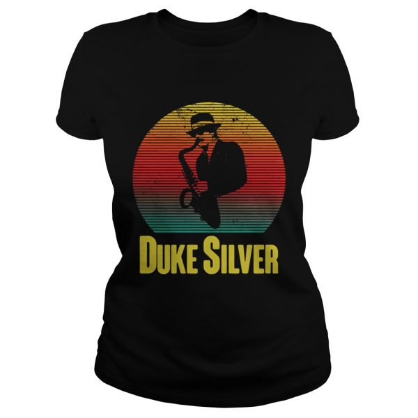 Duke Silver shirt Classic Ladies Tee