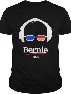 Bernie Sanders 2020 Hair and Glasses Campaign shirt