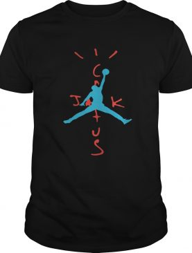 Air Jordan Travis Scott Cactus shirt