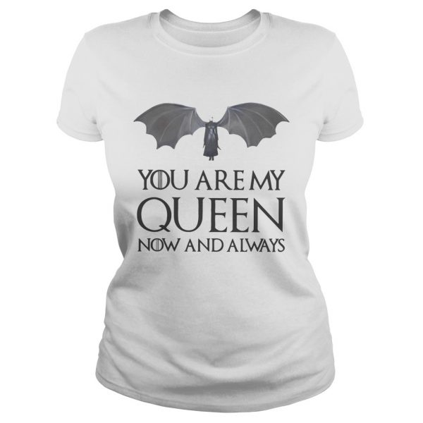 92f5f8f8 Game of Thrones Daenerys Targaryen you are my Queen now and always ...