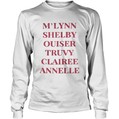 Mlynn shelby ouiser truvy clairee annelle longsleeve tee