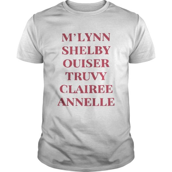 M'lynn shelby ouiser truvy clairee annelle shirt
