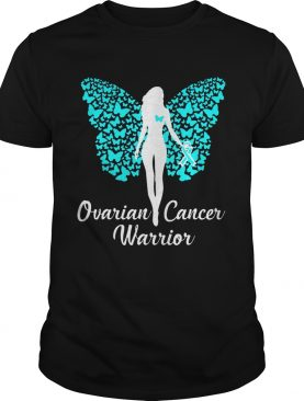 Ovarian Cancer Warrior shirt