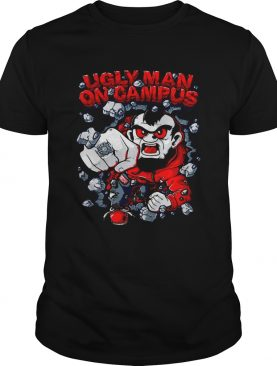 Ugly Man on campus shirt