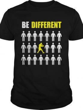 Boxing be different shirt