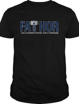 Fathor Minnesota Timberwolves like normal father only stronger shirt