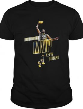 NBA Finals MVP Kevin Durant Golden State Warriors shirt
