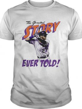 Trevor The greatest story ever told shirt