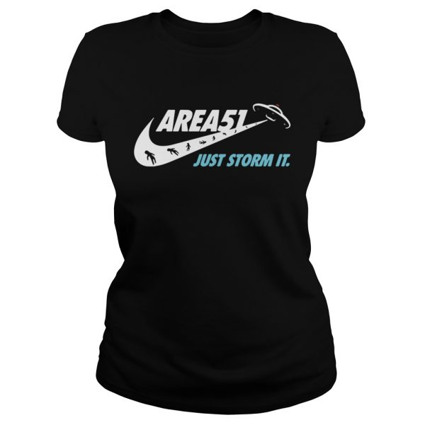 Area 51 just storm it Nike Classic Ladies