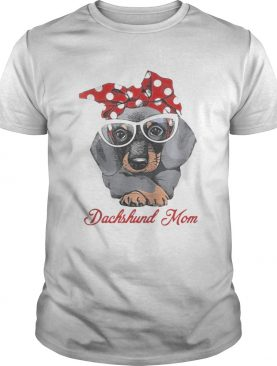 Dachshund mom shirt