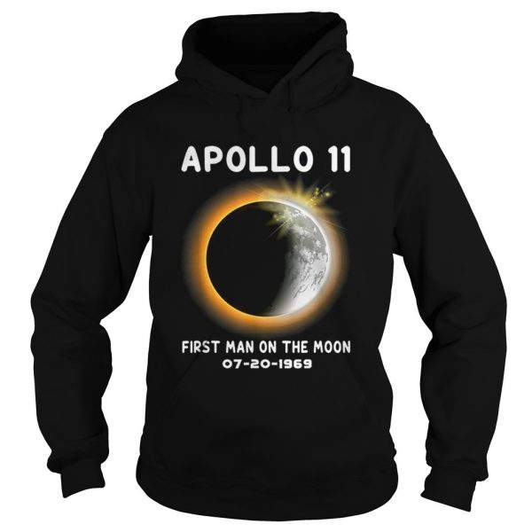 First Man On The Moon 07201969 Hoodie