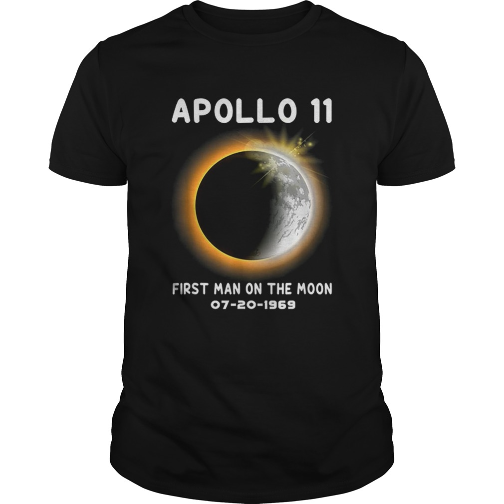 First Man On The Moon 07201969 Unisex