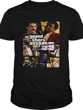 Grand theft auto ninenine noice city shirt