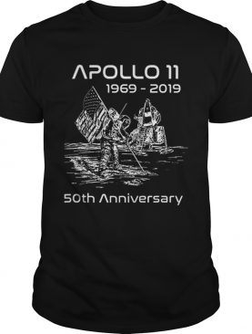 Pretty Apollo 11 50th Anniversary NASA Premium shirt
