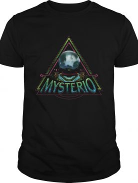Spiderman far from home Mysterio shirt