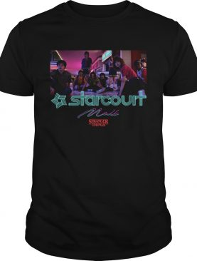 Stranger things starcourt mall shirt
