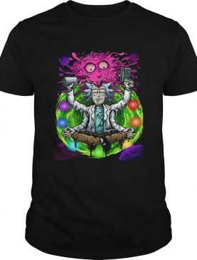 Woke Rick and Morty Mr 8 Legz shirt