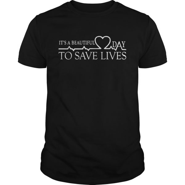 Day To Save Lives Shirt