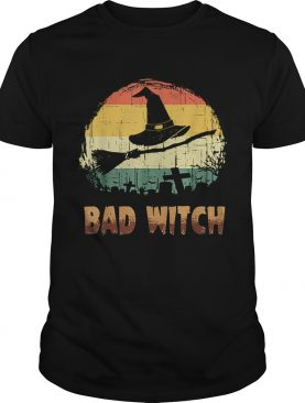 Hot Bad Witch Good Witch Best Bff Matching Halloween shirt