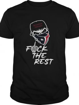 Houston Texans fuck the rest shirt