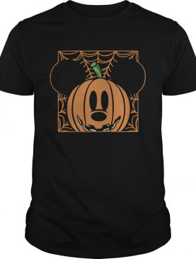 Mickey Mouse Pumpkin head shirt