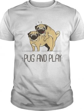 Pug and play tshirt