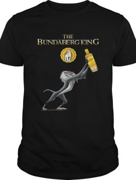 Rafiki The Bundaberg King shirt