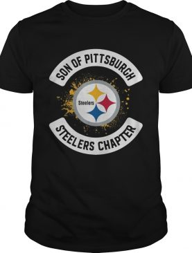 Son of Pittsburgh Steelers chapter shirt