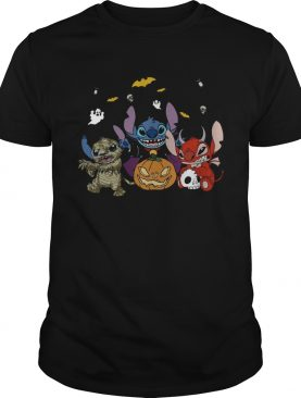 Stitch Halloween costume shirt