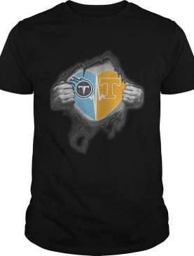 Titans Tennessee Its in my heart inside me shirt