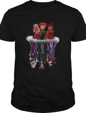 Hocus Pocus chibi reflection shirt