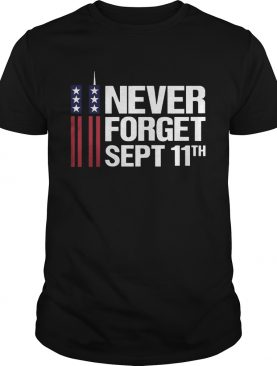 Nicholas Haros Ilhan Omar Never Forget Sept 11th Shirt