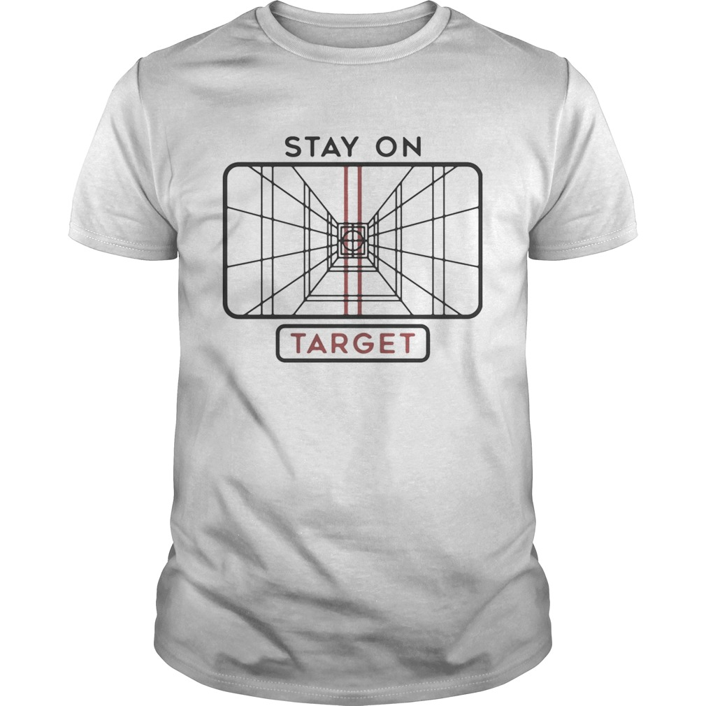 Star Wars Stay on Target  Unisex
