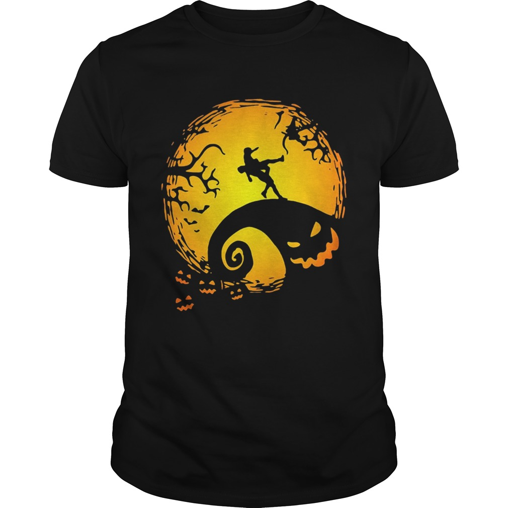 Wrestling Nightmare before Christmas  Unisex