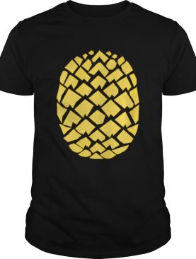 Beautiful Pineapple Costume Halloween Costume shirt