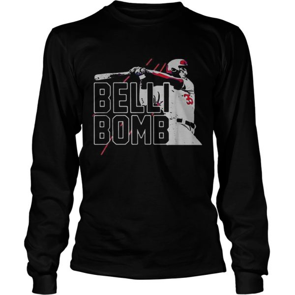 Belli Bombs Los Angeles Dodgers LongSleeve