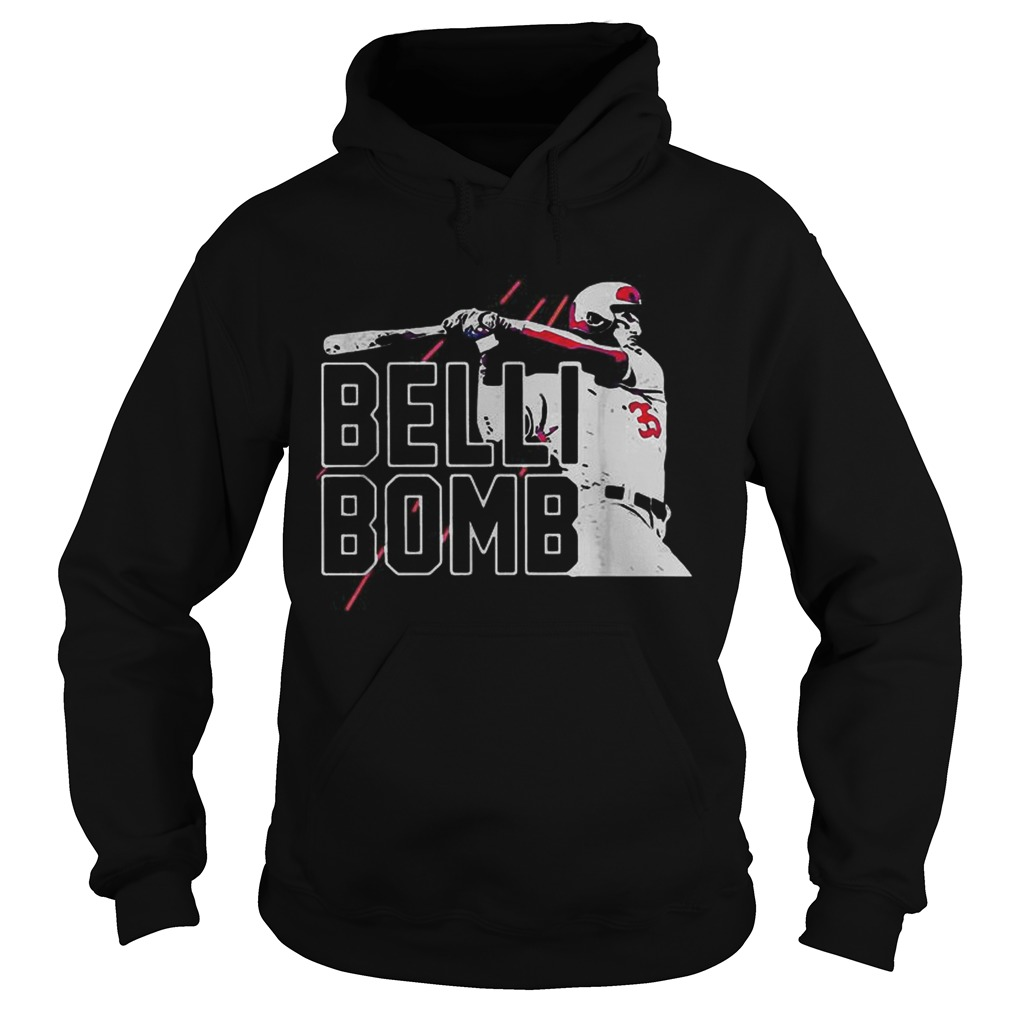 Belli Bombs Los Angeles Dodgers  Hoodie