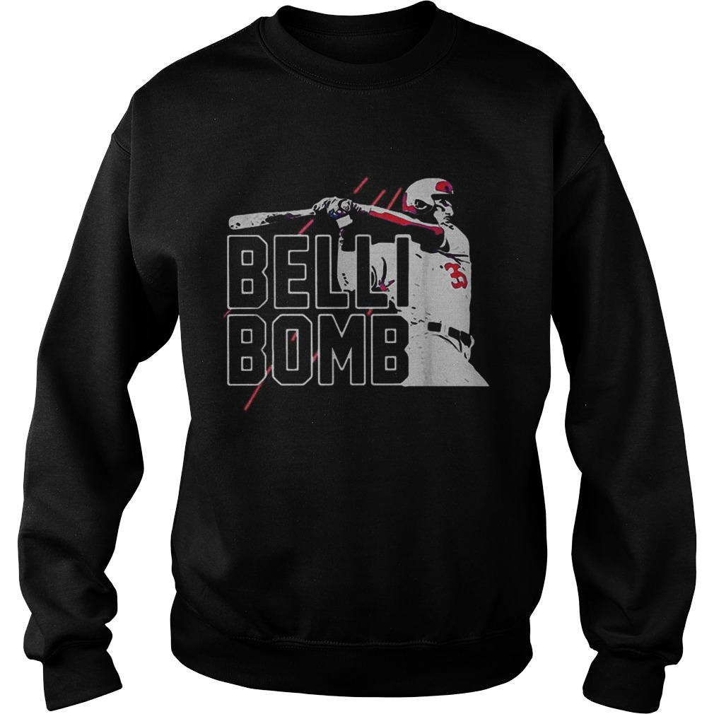 Belli Bombs Los Angeles Dodgers  Sweatshirt