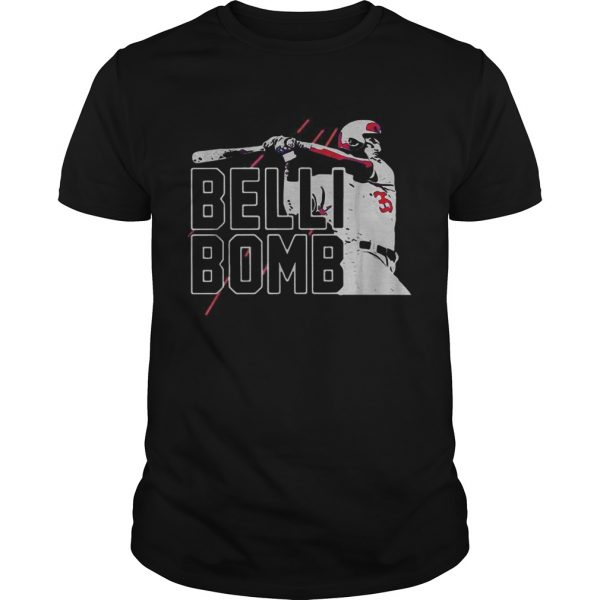 Belli Bombs Los Angeles Dodgers shirt
