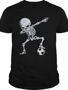 Halloween Dabbing Skeleton Shirt