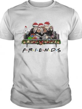 Harry Potter Friends TV Show Christmas shirt