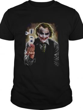 Joker Dallas Cowboys NFL shirt
