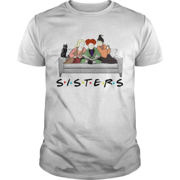 Sanderson sisters and friend tv show shirt
