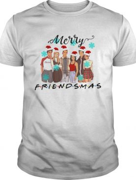 Merry Friendsmas shirt