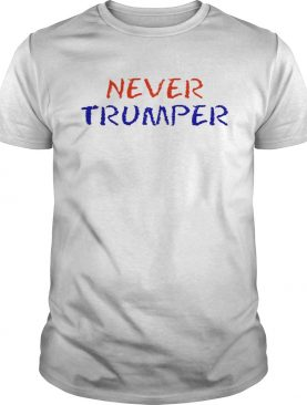 Never Trumper 2020 shirt
