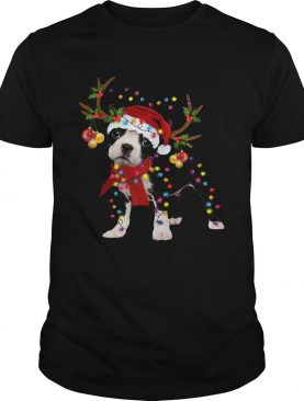 Boston Terrier Gorgeous Reindeer Christmas shirt
