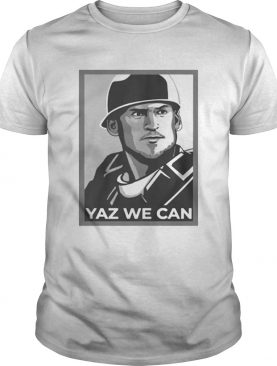Yasmani Grandal Yaz We Can Chicago 2020 shirt