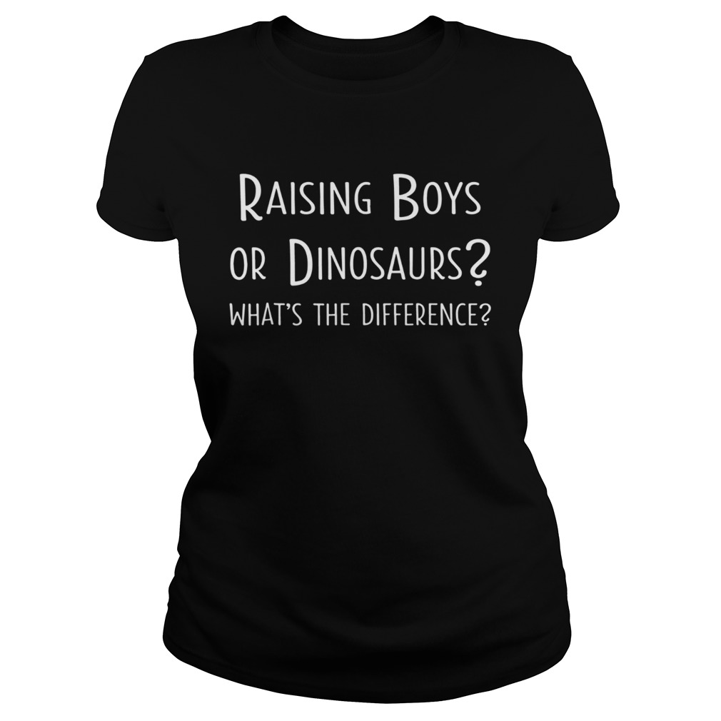 Raising Boys Or Dinosaurs Whats The Difference  Classic Ladies
