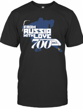 From Rusia With Love T-Shirt