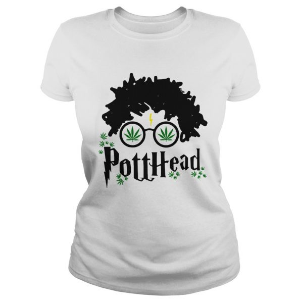 Harry Potter Potthead Weed Cannabis  Classic Ladies